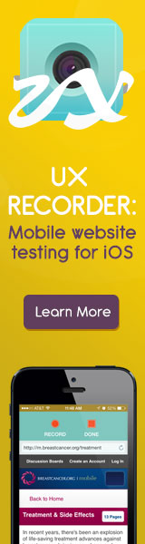 UX Recorder: Screen capturing software for iOS. Learn more.