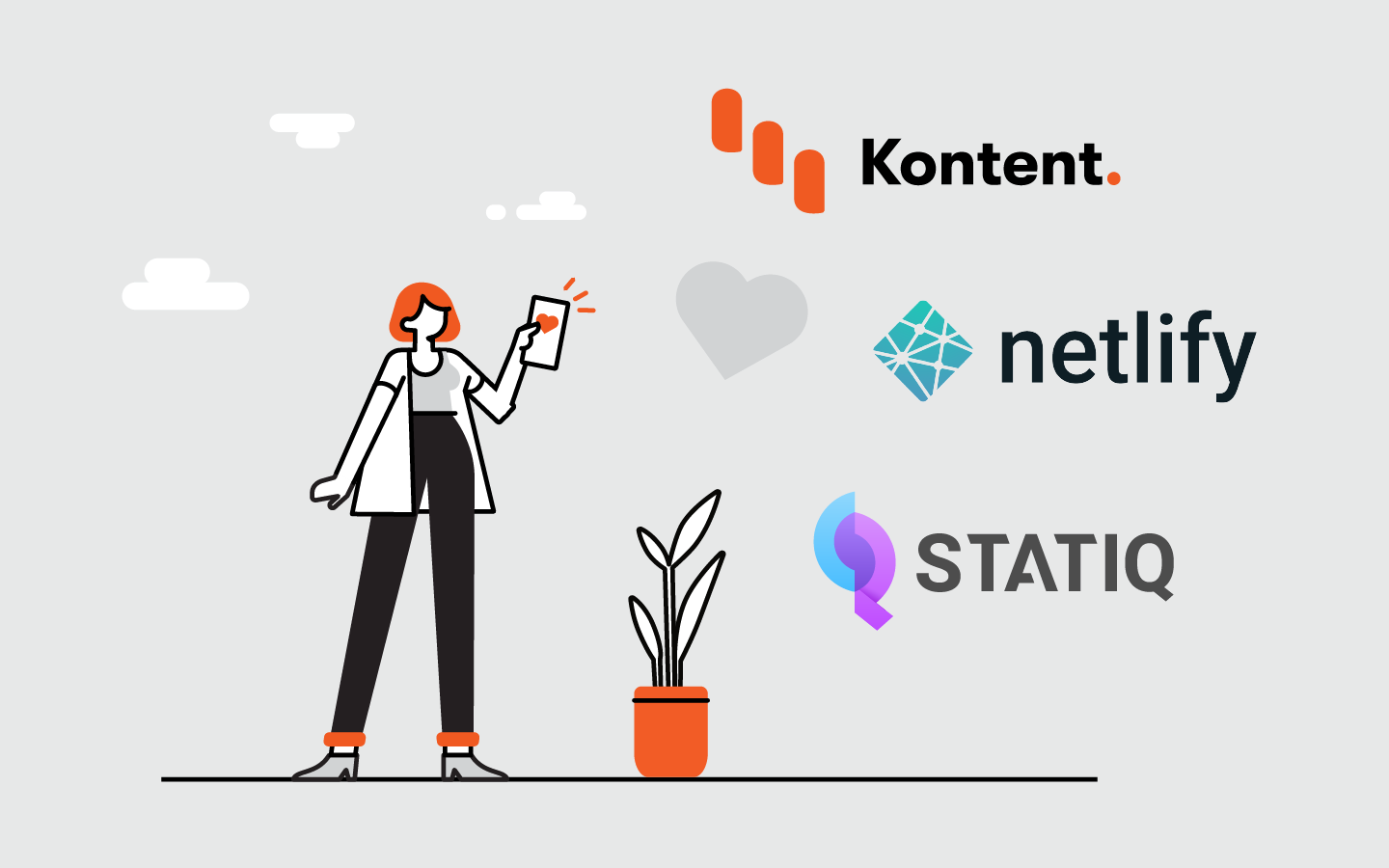 featured image: Why should .NET developers be interested in Jamstack? with Netlify, Kentico, and Statiq Web