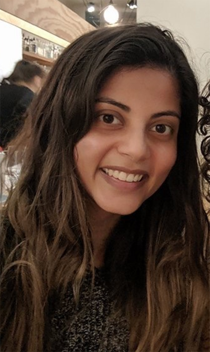 Aarushi Kansal headshot photo