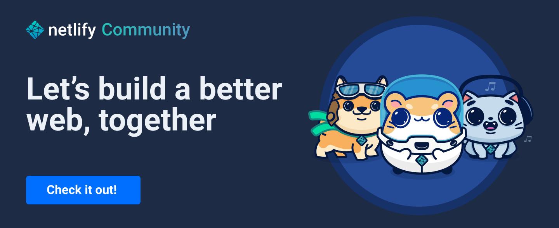 Netlify Community