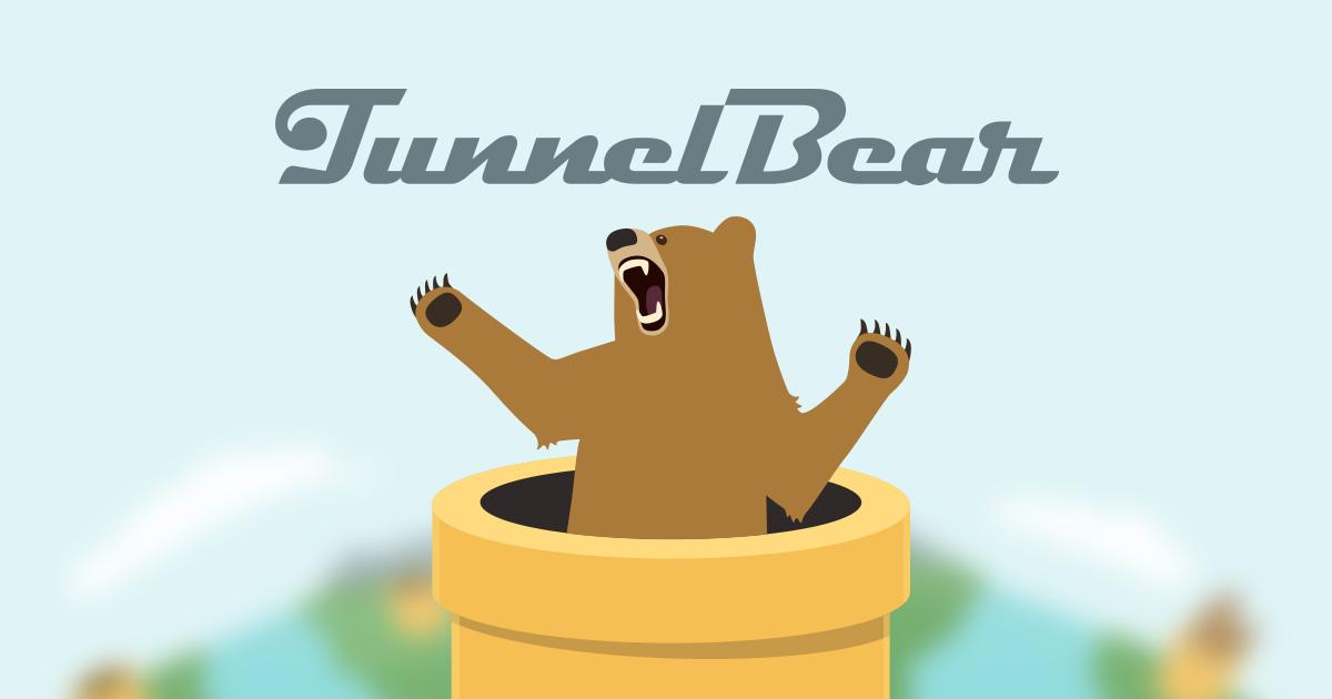 TunnelBear DevOps logo