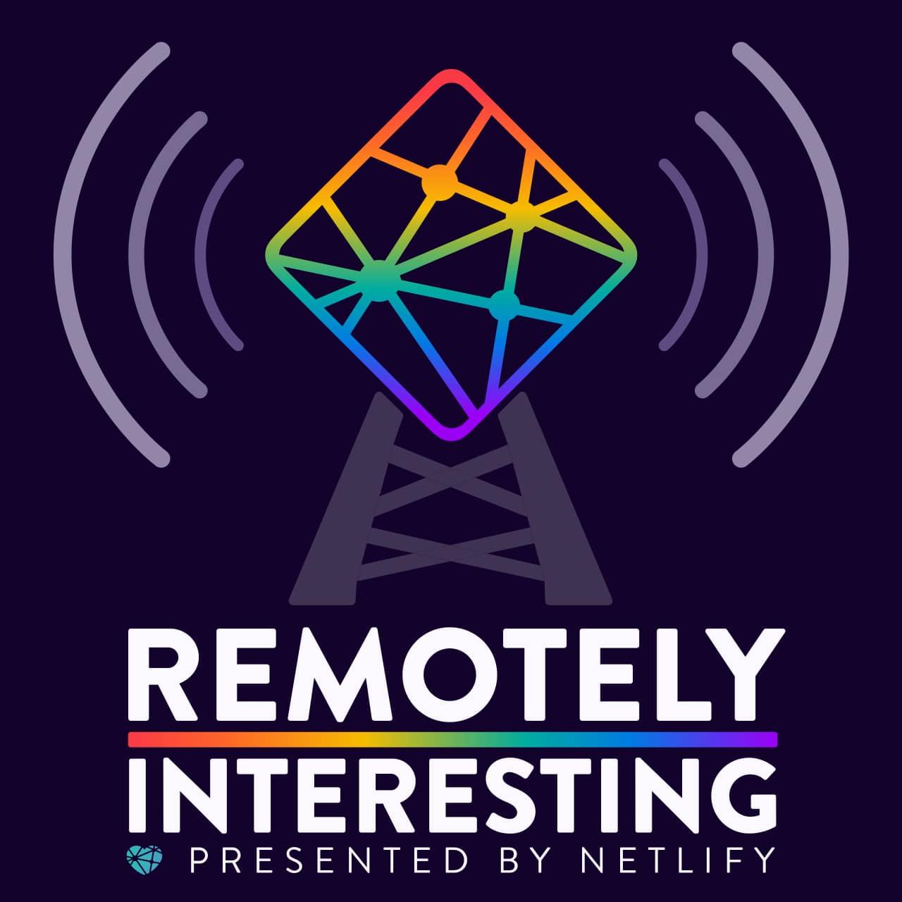 remotely interesting logo