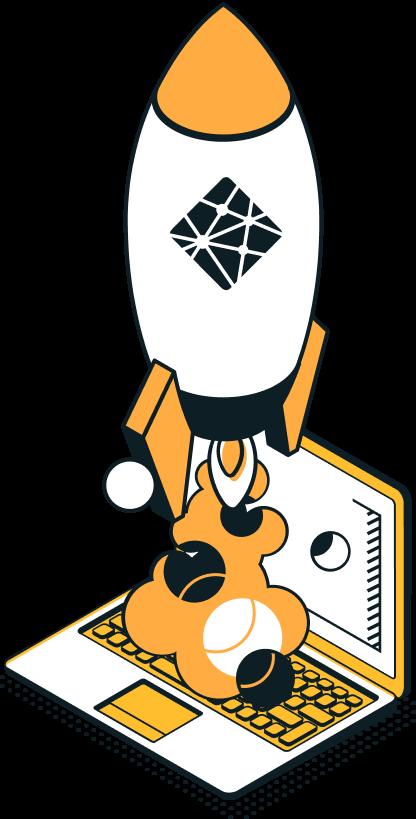Netlify launch icon