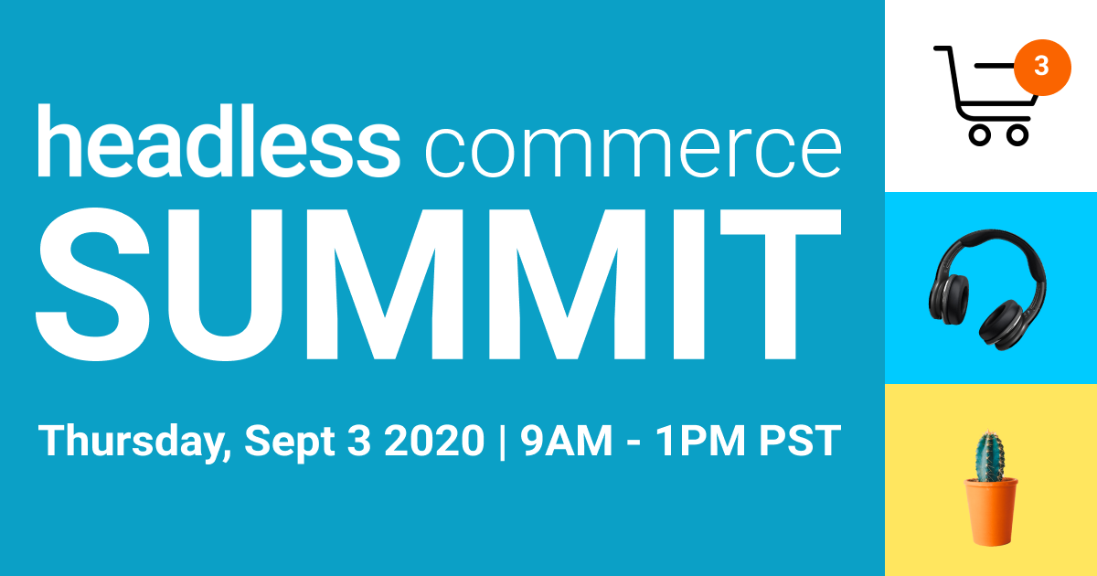 Headless Commerce Summit conference featured image