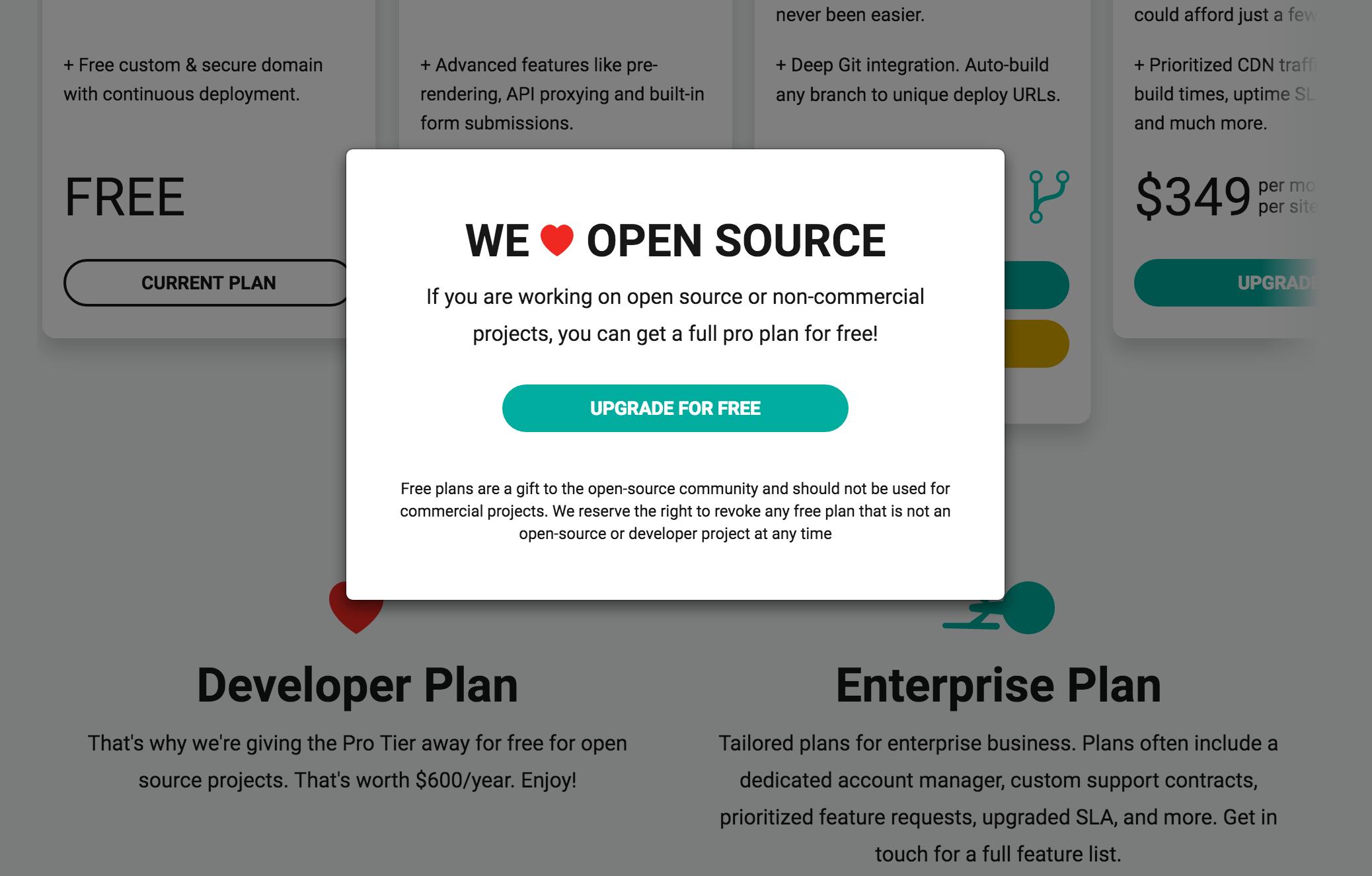 open-source-modal