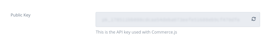 Accessing public key