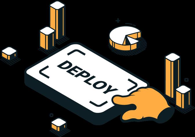 Netlify deploy button icon