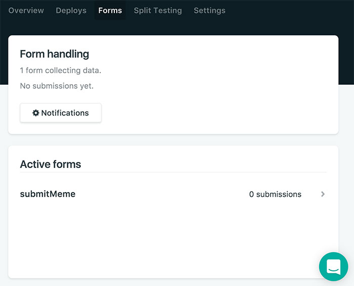 Form Handling with the JAMstack and Netlify | Netlify