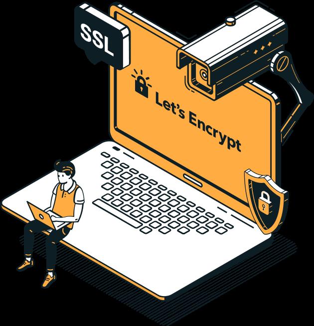 Netlify SSL icon