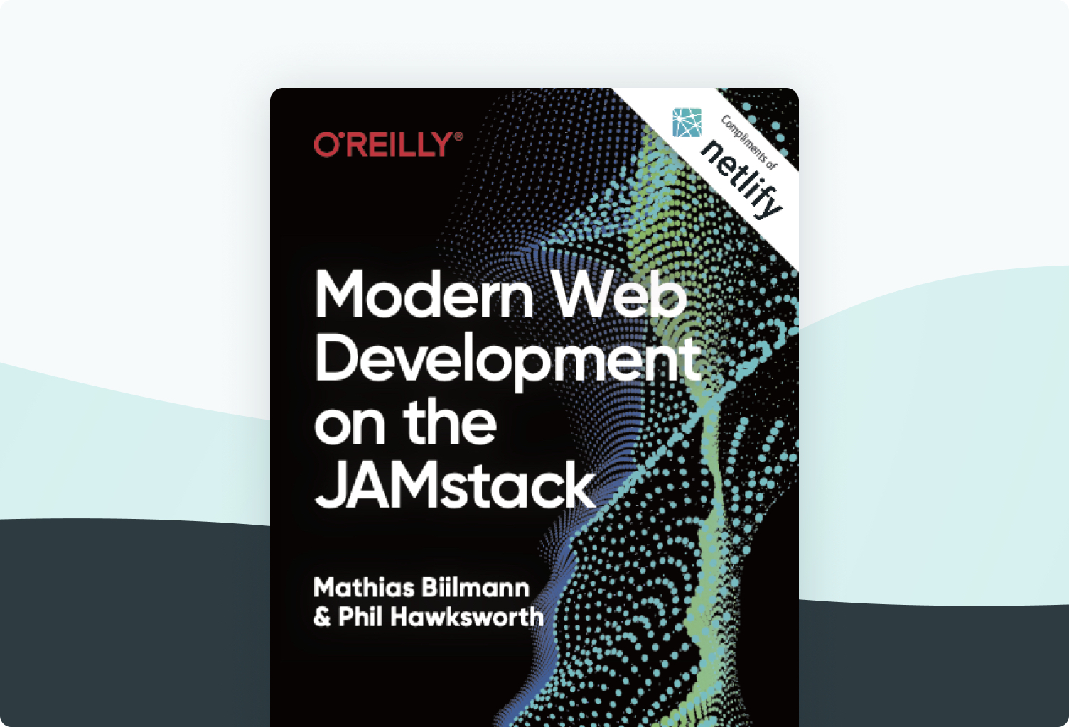 Book cover: Modern Web Development on the JAMstack
