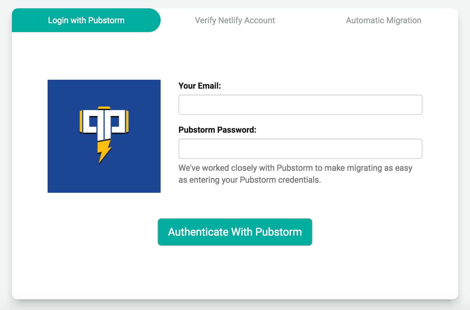 Automatica Migration to Netlify